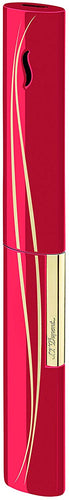 ST Dupont the wind briquet Red / Gold, Reference No 024010 (4337274585201)