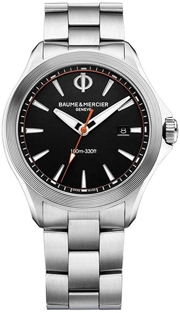 Orologio sportivo quarzo BAUME & MERCIER CLIFTON CLUB 42 MM M0A10412 (4392576909425)