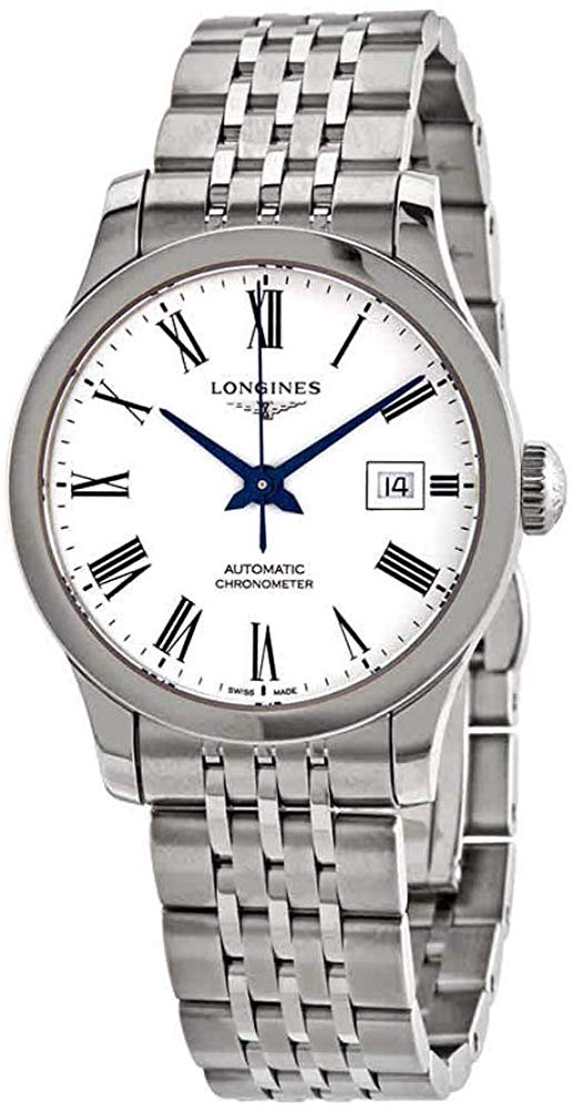 Longines Record 30 mm L2.321.4.11.6 (4392577138801)