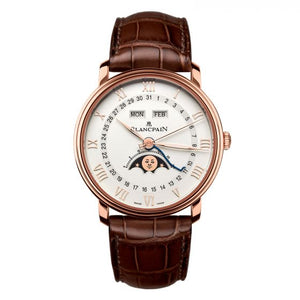 Blancpain - Villeret - quantimee Reference No 6654 3642 55B (4475123728497)