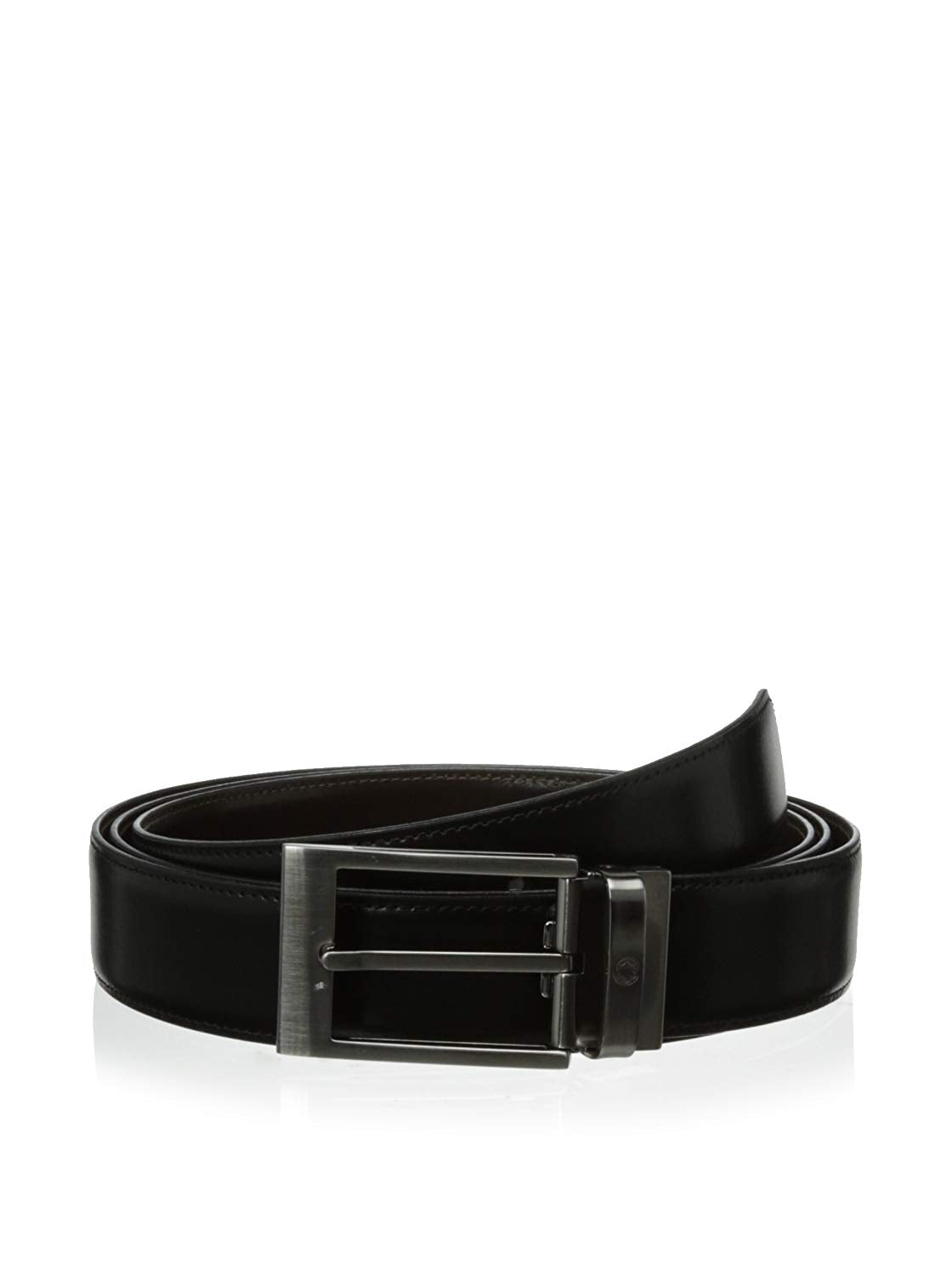 Montblanc, Casual Collection Reversible Leather Belt 105090 (4337248567409)