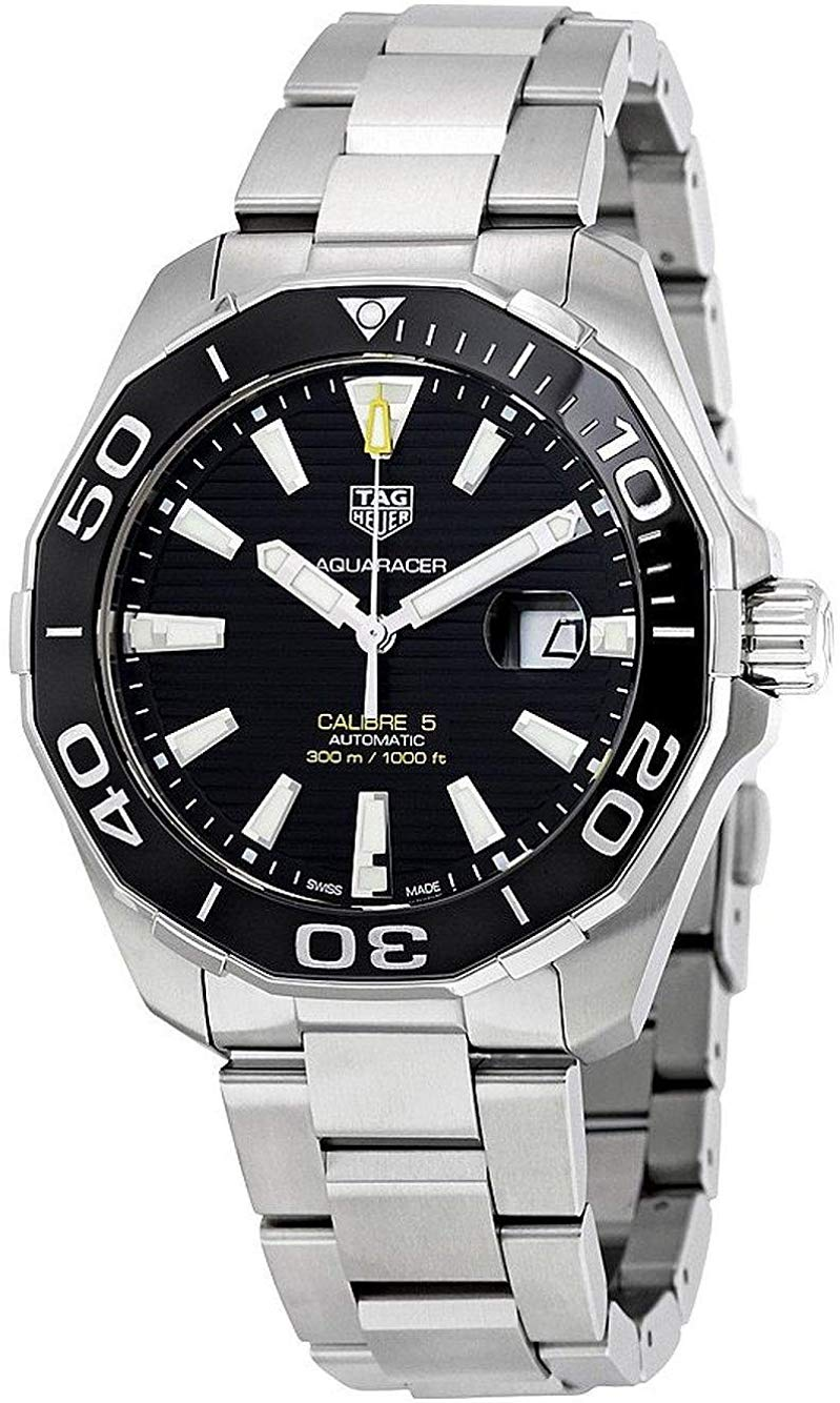 TAG HEUER  AQUARACER 43MM Automatico ref. WAY201A.BA0927 (4405162475633)