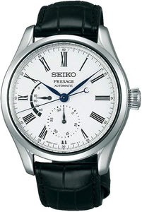 SEIKO- PRESAGE AUTOMATIC STAINLESS STEEL STRAP WATCH (4509537042545)