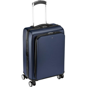 Montblanc Trolley Rigido Bagaglio A Mano 4 Ruote Nightflight 113128 (2053186650166)