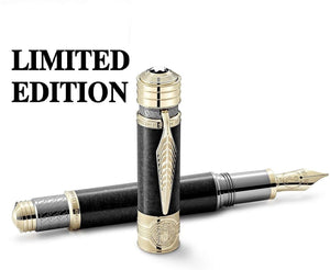 Montblanc Patron of Art penna stilografica Homage to Hadrian 119810 - Limited Edition 4810 - Pennino F (4576386941041)