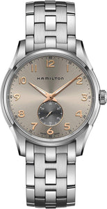 Hamilton Jazzmaster Thinline Small Second H38411180 - Orologio da uomo (4383240159345)