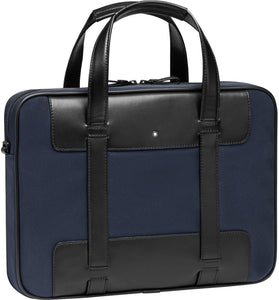 Montblanc 116782 - borsa sottile per documenti Nightflight (4403414859889)