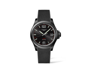 Longines Conquest VHP black ref. L37162569 (4404575338609)