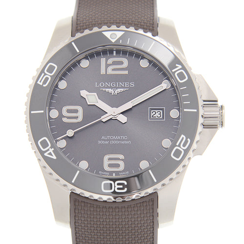 Longines HydroConquest grey Automatic 43mm , ghiera ceramica