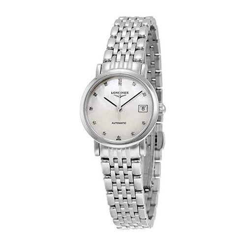 Longines Elegant lady madreperla