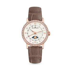 Blancpain - Villeret - quati me - phases de lune Reference No 6106 - 2987 - 55A (44750070480497)