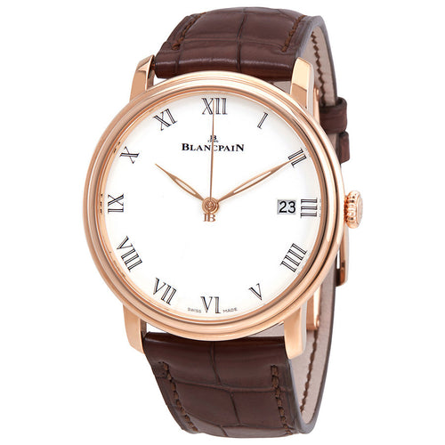 Blancpain - Villeret - 8 heures Reference No: 6630 - 3631 - 55B (447509743473)