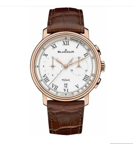 Blancpain Villeret Chronographe Flyback Pulsomètre ref. 6680F 3631 55B (4475133132913)