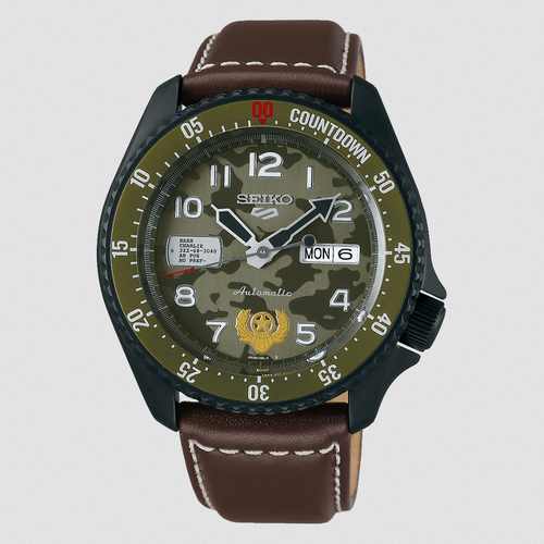 Seiko 5 Street Fighter V Guile ref.SRPF21K1