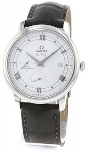 Omega Prestige Co-axial Power Reserve De Ville ref. 424.13.40.21.02.004