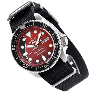 Seiko 5 Brian May Limited Edition - SRPE83K1