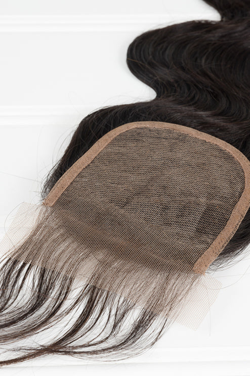Indian Body Wave Closures