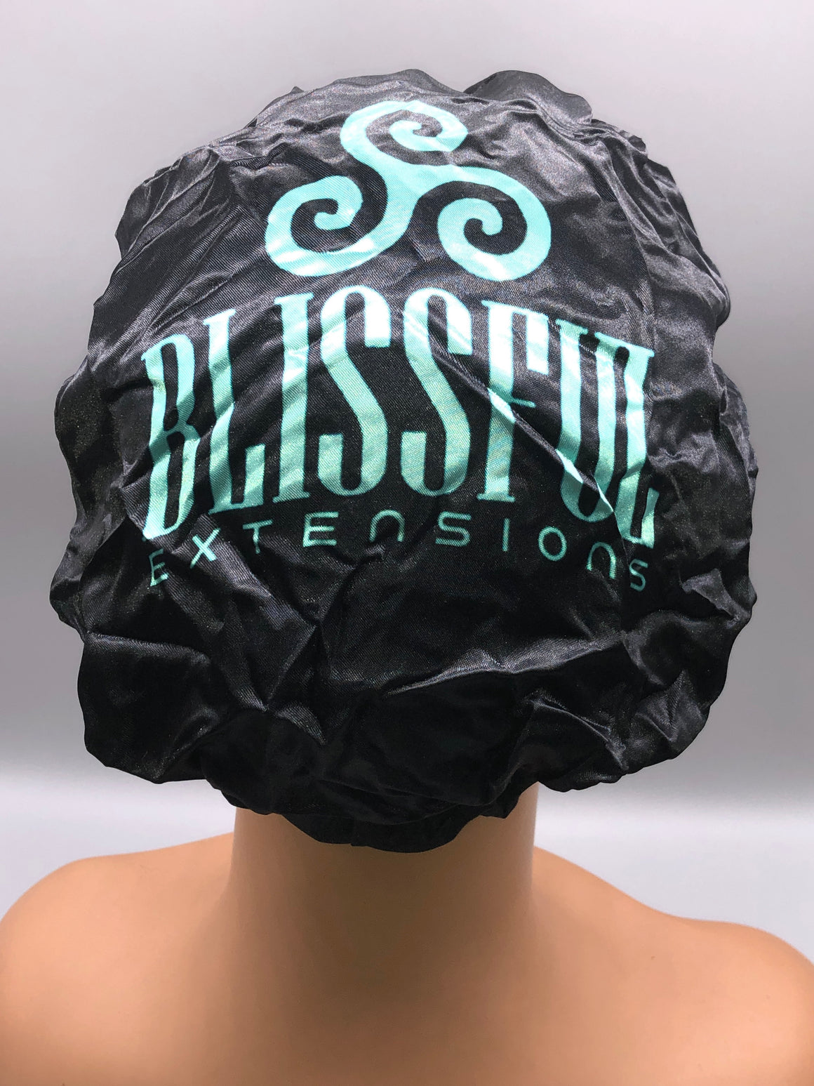 BLISS SATIN SHOWER CAPS