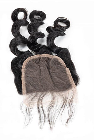 Brazilian Body Wave Closures (4x4)