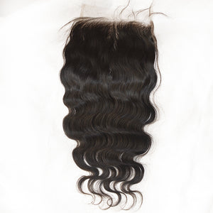 *HD* BRAZILIAN BODYWAVE 5X5 CLOSURE
