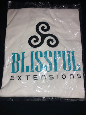 Blissful T-Shirts (white)