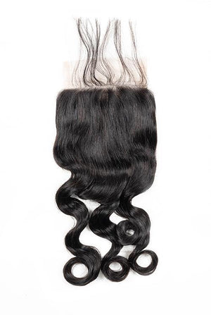 Brazilian Body Wave Closures 5x5