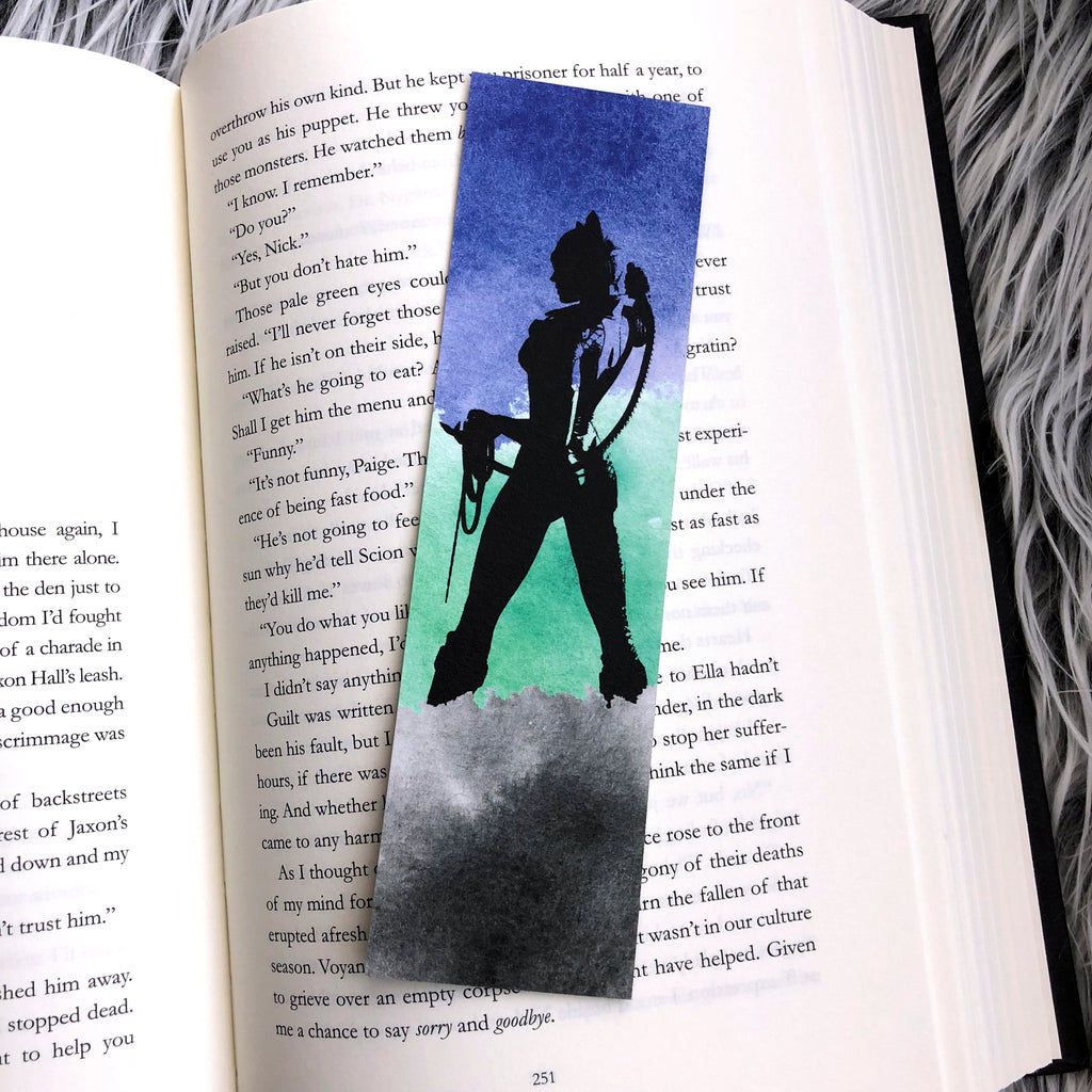 Cat Women Classic Bookmark