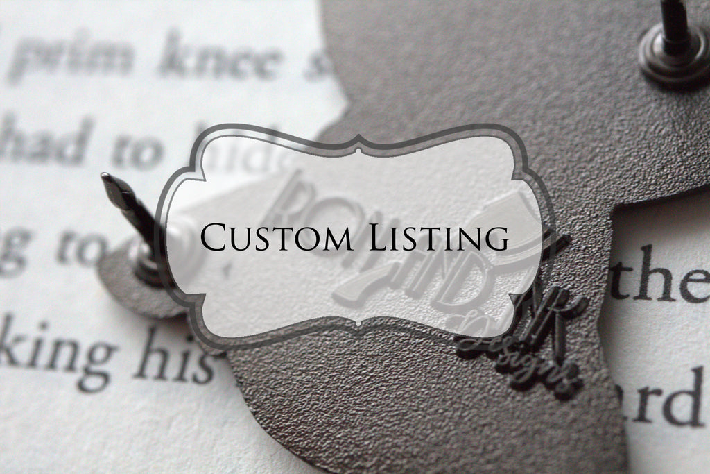 Custom Listing Sercan Reserved