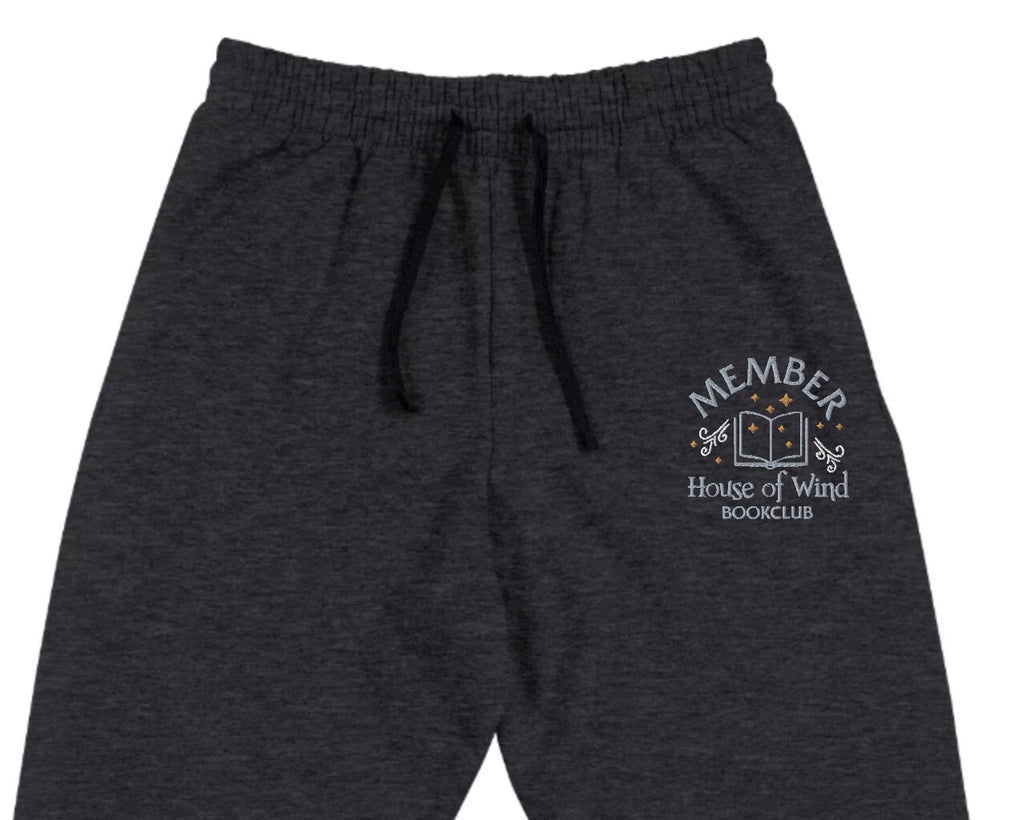 House of wind bookclub member Unisex Joggers