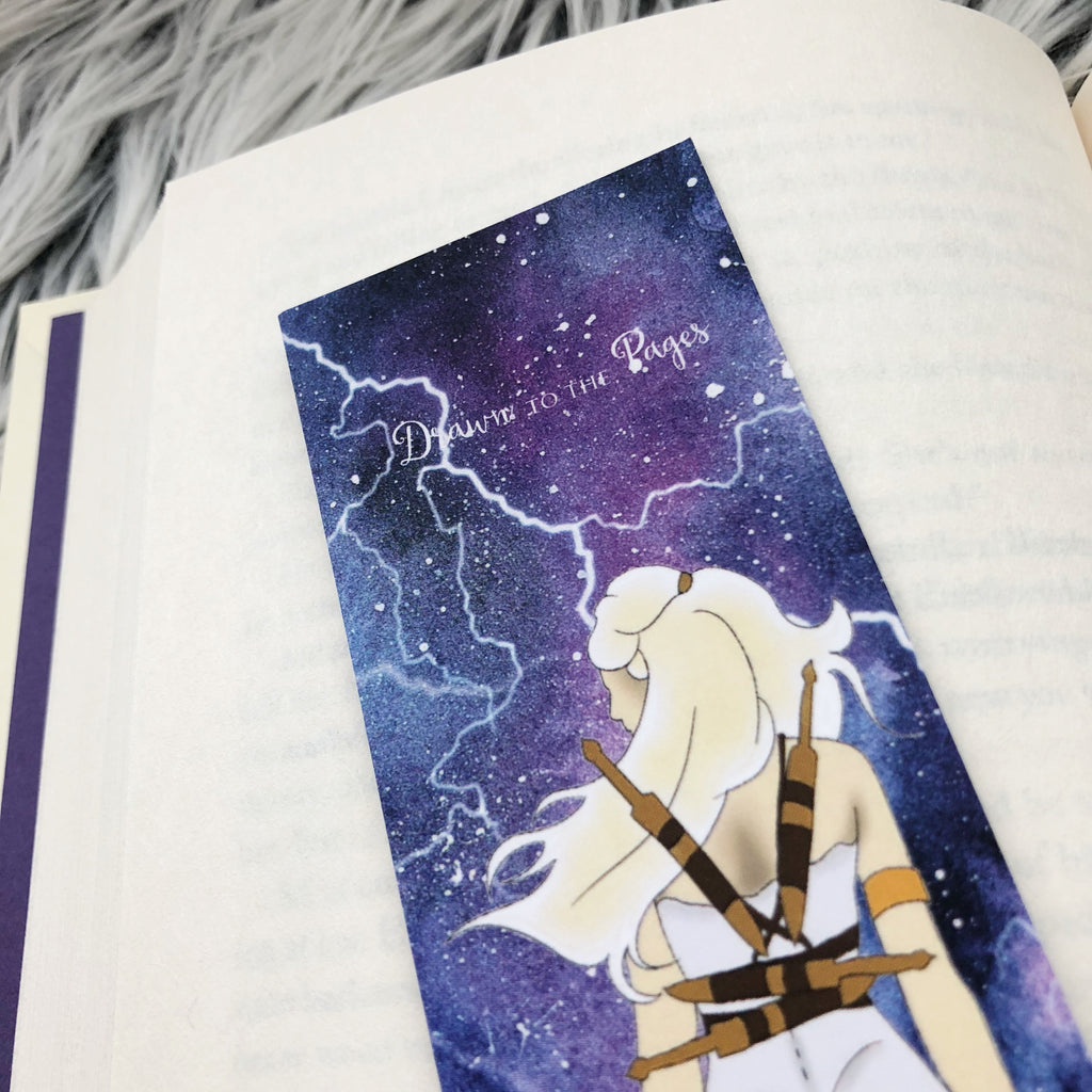 "Bookmark Aurora from ""Roar""."