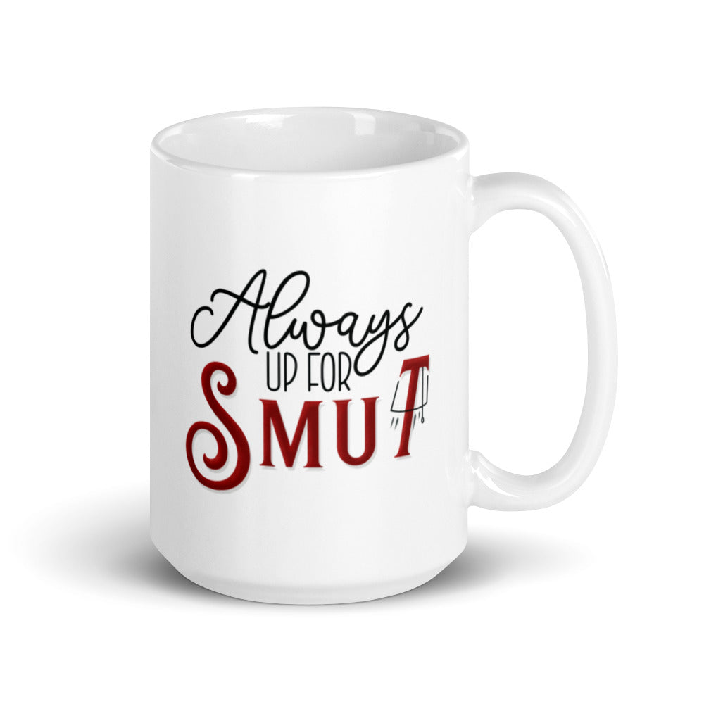 Up for smut Mug