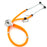 CROSS CANADA CROSSCOPE 205 - CLINICIAN SPRAGUE RAPPAPORT SERIES STETHOSCOPE - ORANGE