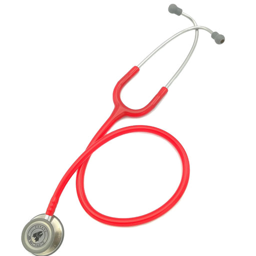 CROSS CANADA CROSSCOPE® 201 CLINICIAN CLASSIC SERIES III STETHOSCOPE - RUBY RED