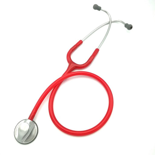CROSS CANADA CROSSCOPE 202 - CLINICIAN CLASSIC MASTER SERIES II STETHOSCOPE - RUBY RED