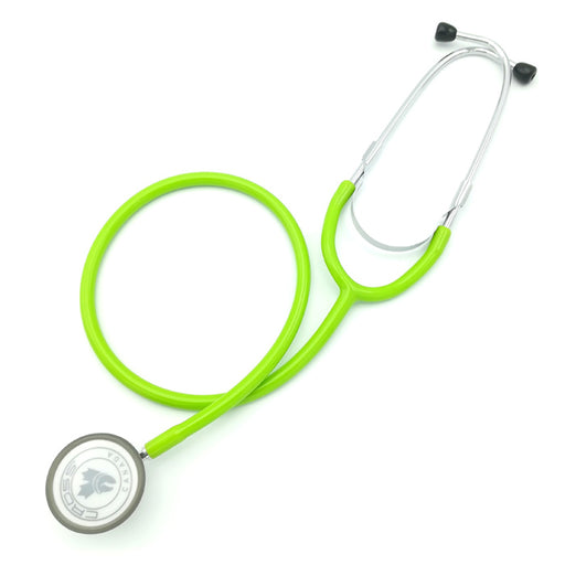 CROSS CANADA CROSSCOPE 206 - ULTRA LIGHT CLINICIAN SERIES STETHOSCOPE - LIME GREEN