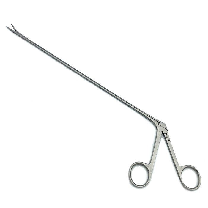 "HARTMANN ALLIGATOR EAR FORCEPS, 11.75""(30CM) - SERRATED"