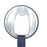 CROSS CANADA CROSSCOPE 204 - CLINICIAN MASTER SERIES STETHOSCOPE - NAVY BLUE