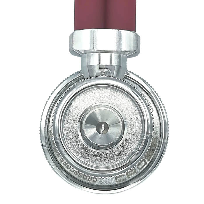 CROSS CANADA CROSSCOPE 205 - CLINICIAN SPRAGUE RAPPAPORT SERIES STETHOSCOPE - BURGUNDY