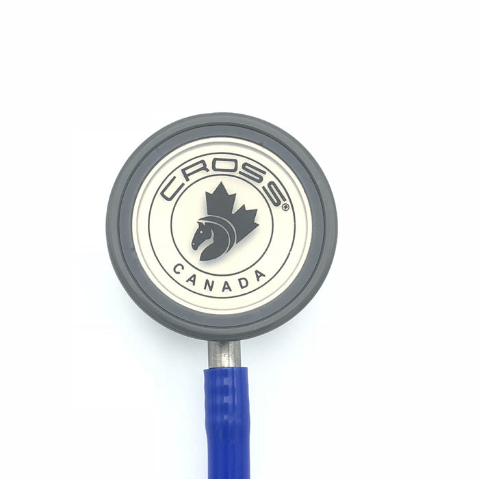 CROSS CANADA CROSSCOPE® 200 CLINICIAN CLASSIC SERIES II STETHOSCOPE – ROYAL BLUE