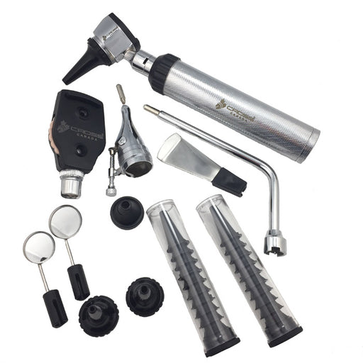 HYSICIAN EENT OTOSCOPE AND OPHTHALMOSCOPE DIAGNOSTIC SET