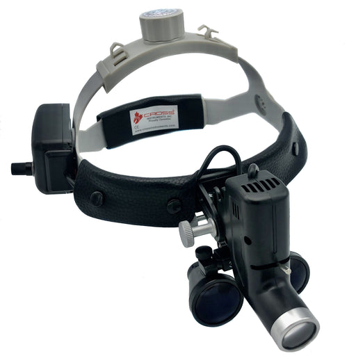 EQUINE DENTAL HEADLAMP WITH ADJUSTABLE BEAM