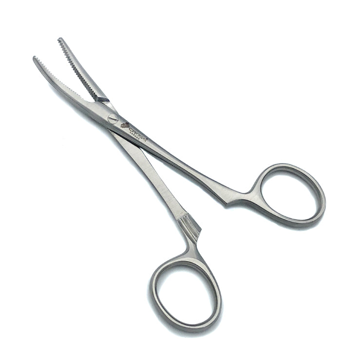 "JONES ARTERY FORCEPS, CURVED, 5"" (12.7CM)"