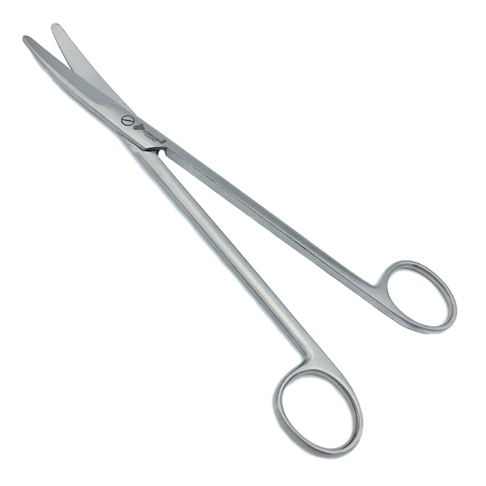 "Mayo Dissecting Scissors, 9"" (23cm), Curved, Blunt/Blunt"