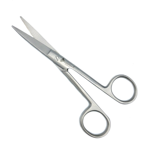 "Operating Scissors, 5"" (12.5cm), Curved, Sharp/Sharp"