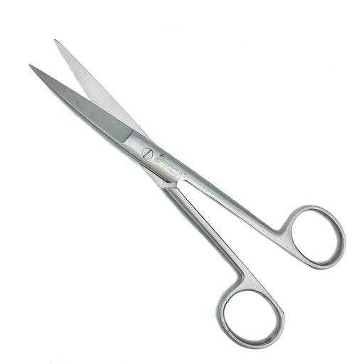 "Operating Scissors, 6.25"" (16cm), Curved, Sharp/Sharp"