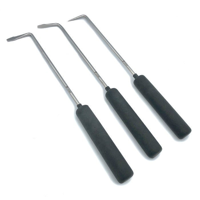 EQUINE DENTAL PICKS, SET OF 3