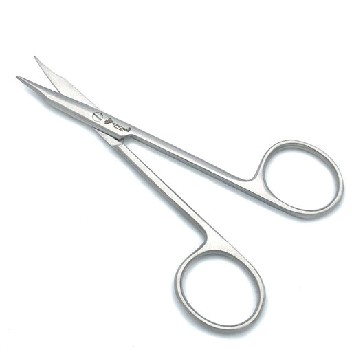 "STEVENS TENOTOMY SCISSORS - 4.25"" (11CM) - CURVED"