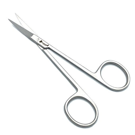 "IRIS SCISSORS - 4.5"" (12CM) – CURVED"