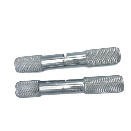 DEHORNING WIRE HANDLES PAIR
