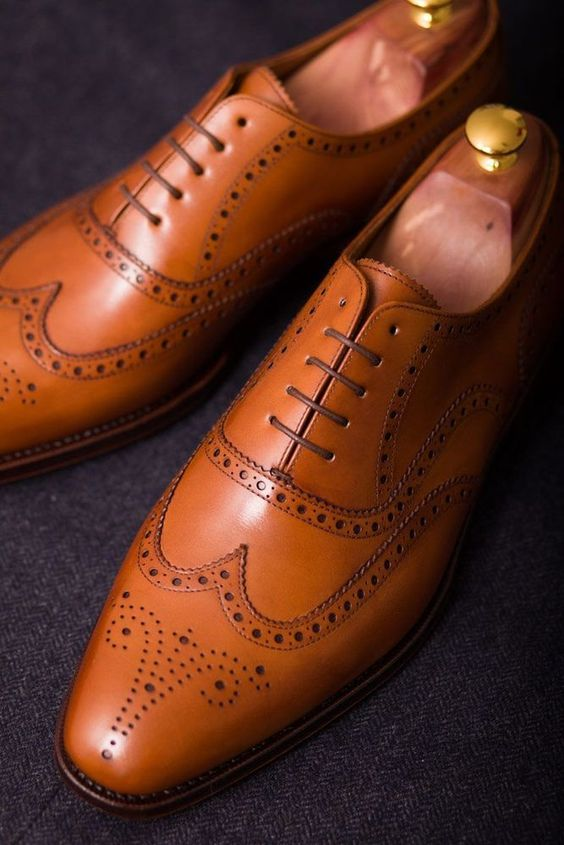 Pinterest Tan Oxford
